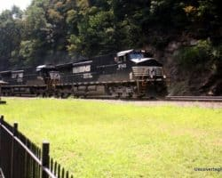 Altoona's Horseshoe Curve: A Must-See for Train Lovers