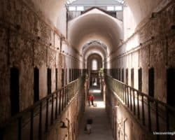 Exploring Philadelphia's Creepy Eastern State Penitentiary