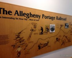 Uncovering the Allegheny Portage Railroad