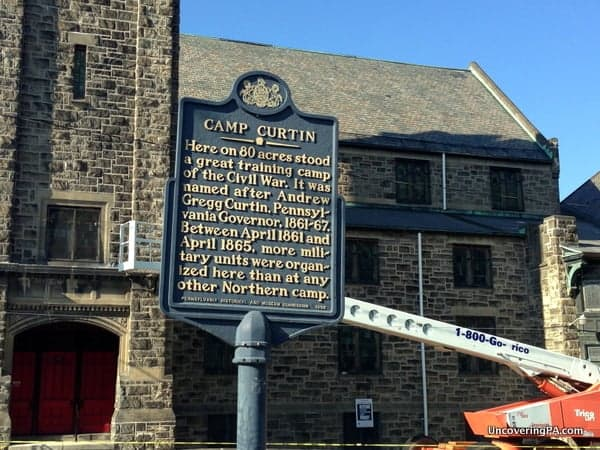 Pennsylvania's Disappearing History: Camp Curtin