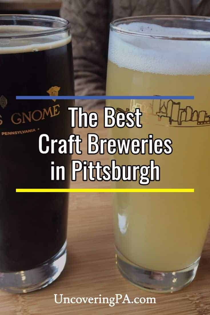 The best breweries in Pittsburgh, Pennsylvania