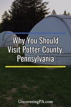 Why you should visit Potter County, Pennsylvania