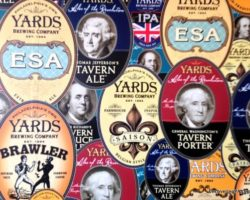 Tasting History at Yards Brewery