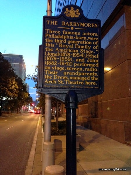 Disappearing History: Philadelphia's Old City
