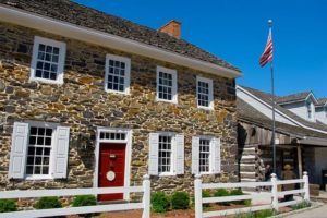 Dobbin House: One of the stops on my ghost tour in Gettysburg by Gettysburg Ghost Tours.