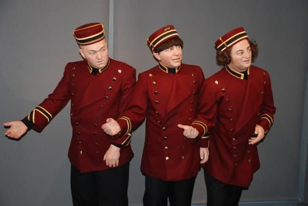 Philly's Stoogeum is the only museum in the world dedicated to the Three Stooges.