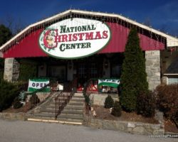 Experience Christmas Every Day at the National Christmas Center