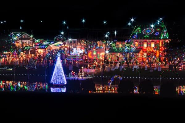 Koziar's Christmas Village in Berks County