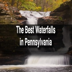 Waterfalls in PA