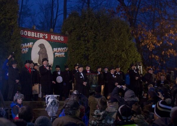 What it's like to experience Groundhog Day in Punxsutawney, Pennsylvania