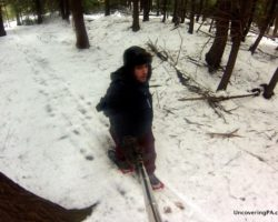 Finding Winter Adventure at Parker Dam State Park