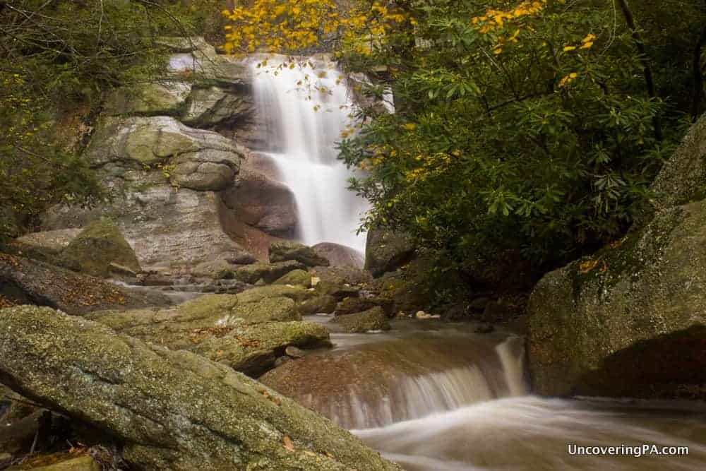 Uncoveringpa Pennsylvania Waterfalls How To Get To
