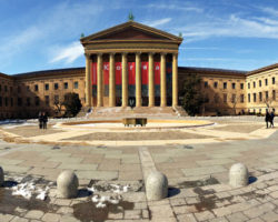 A Non-Art Lover's Honest Thoughts on Visiting the Philadelphia Museum of Art