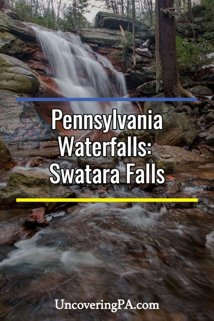 Swatara Falls in Pennsylvania