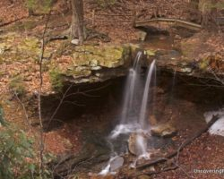 Pennsylvania Waterfalls: Visiting Adams Falls in Linn Run State Park