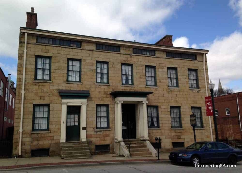 National Road Heritage Corridor: Visiting the LeMoyne House