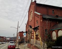 Tasting the Holy Brews at Church Brew Works in Pittsburgh