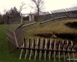 Visiting Fort Ligonier to Learn About the French and Indian War