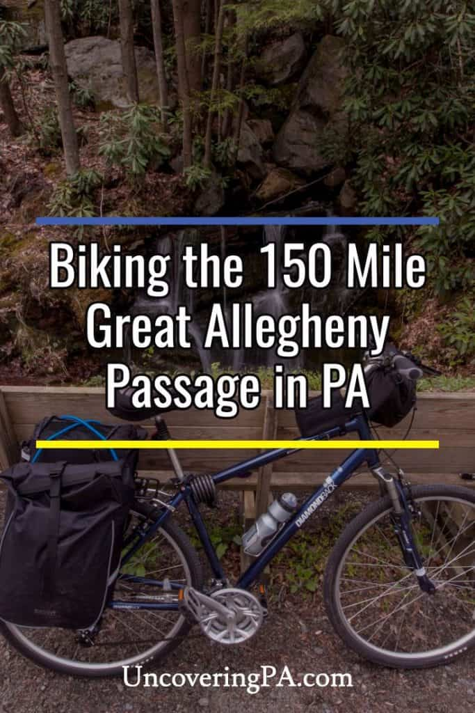 My Top Tips for Biking the GAP Trail - UncoveringPA