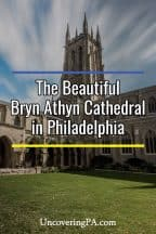 Bryn Athyn Cathedral in Philadelphia, Pennsylvania