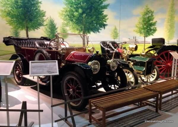 The AACA Museum is a great answer for what to do in Hershey, PA