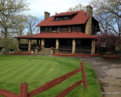 Visiting the American Golf Hall of Fame at the Foxburg Country Club