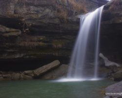 How to Get to Buttermilk Falls in Beaver County, Pennsylvania