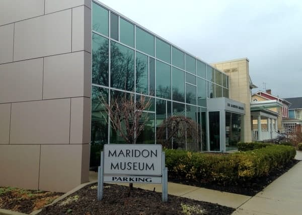 Visiting the Maridon Museum in Butler, Pennsylvania
