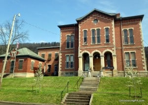 Visiting the Old Jail Museum in Smethport, Pennsylvania