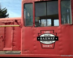 Visiting the Lake Shore Railway Museum: An Amazing Place for Train Fans