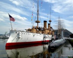 Visiting the Independence Seaport Museum and Their Amazing Ships