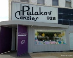Tasting the Delicious Chocolates at Pulakos Chocolates in Erie