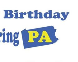 UncoveringPA Turns 1! Recapping Our First Year