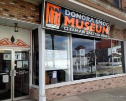 The Donora Smog Museum: Learning About the History of Smog (With a Donora Driving Tour!)