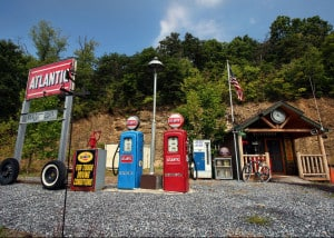 Visiting the Fifties Place and Mini Museum in Bedford County, Pennsylvania.