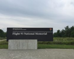 Paying Your Respects at the Flight 93 National Memorial in Somerset County