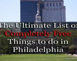 The Ultimate List of Completely Free Things to do in Philadelphia