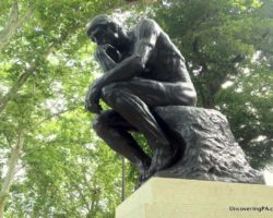 Studying Sculpture with a Visit to the Rodin Museum