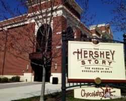 Learning About Milton Hershey and His Empire at The Hershey Story