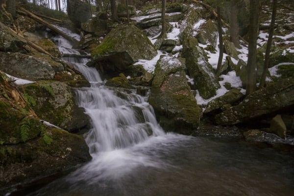 Acriggs Falls in Swatara State Park, Lebanon County, Pennsylvania