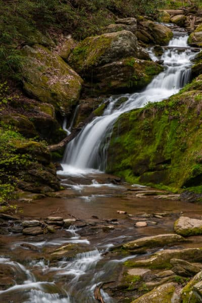 Mill Creek Falls near Holtwood Dam in York County PA