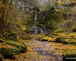 Pennsylvania Waterfalls: Visiting Bowman Hollow Falls in Wyoming County