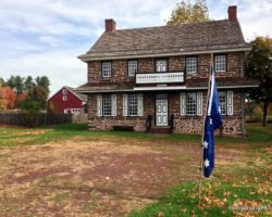 Exploring the Peter Wentz Farmstead's History and Odd Decorations