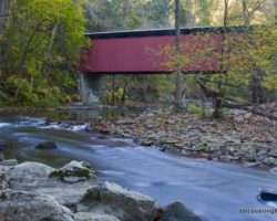How to Get to Thomas Mill Covered Bridge: The Last Covered Bridge in Philadelphia, Pennsylvania