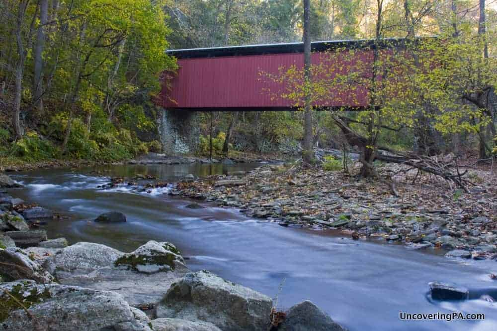 Things to do in Philadelphia with kids: Go hiking in Wissahickon Gorge