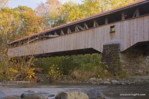 The 10 Longest Covered Bridges in Pennsylvania