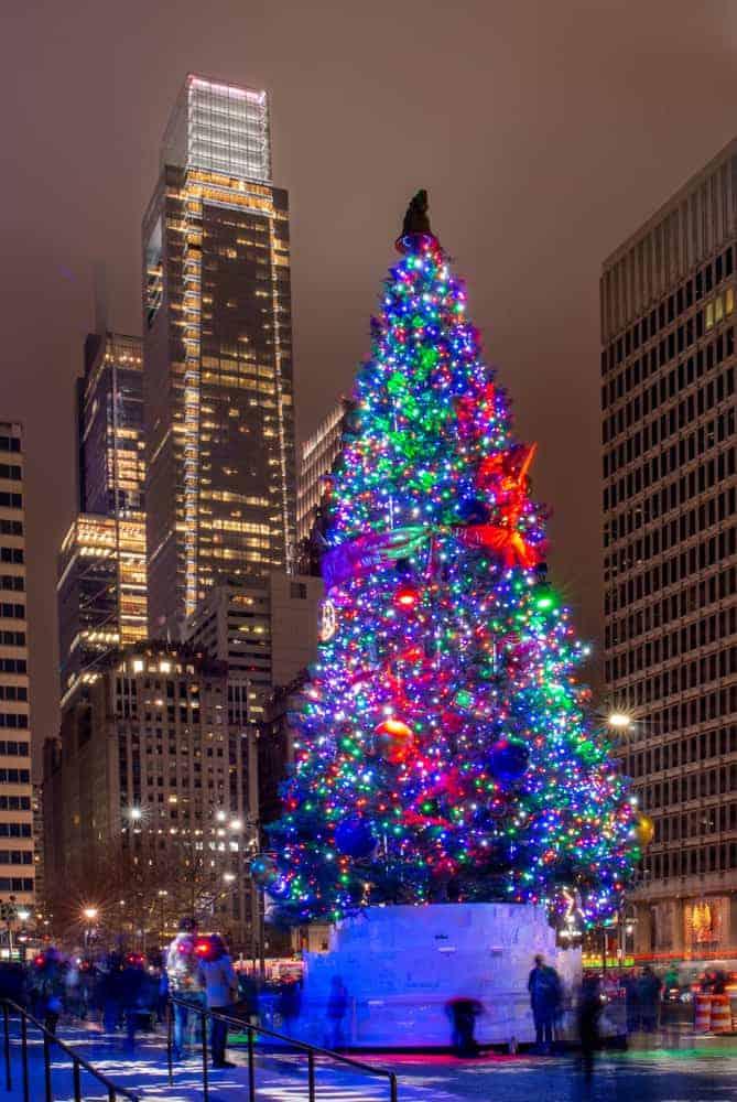 Christmas Village Philly.Exploring The Christmas Markets In Philadelphia S Center