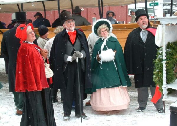 The Dickens of a Christmas event in Wellsboro is the perfect Christmas event in PA