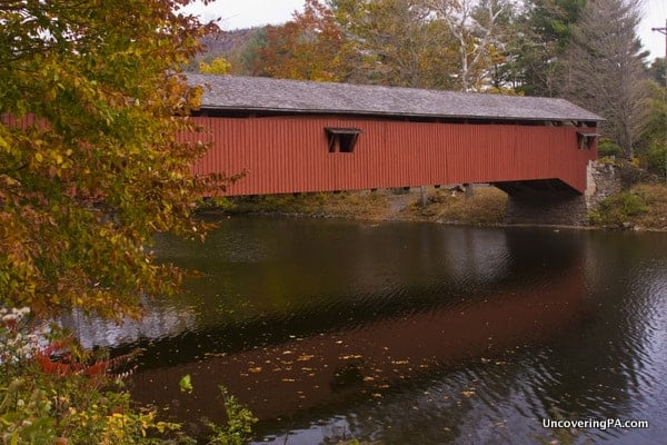 Covered Bridges in northeastern PA