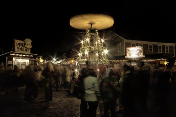 Reasons to visit PA in December: Mifflinburg Christkindl Market